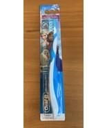 Oral-B Pro-Health Jr. Disney Frozen Toothbrush Soft Bristles Blue Free App - $7.26