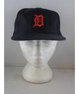 Detroit Tigers Hat (VTG) - Orange Logo Classic by Twins - Adult Snapback... - $49.00