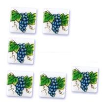 Dollhouse Porcelain Tiles 1.791/5 Reutter Grapevine Miniature - $14.57