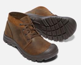 Keen Grayson Chukka Talla 9M (D) Eu 42 Hombre con Cordones Zapatos Oxford Marrón