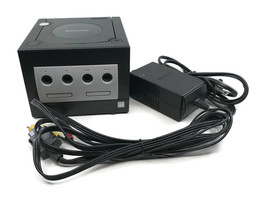 Nintendo GameCube Black Console/System Only! - $59.39