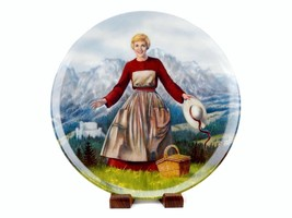 "1986 Collector Plate ""The Sound of Music"", Knowles, By T. Crnkovich,  #P... - $12.69"