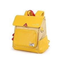 NOHOO Diaper Bag Backpack Baby Bag Nappy Bag Travel Backpack for Women Yellow