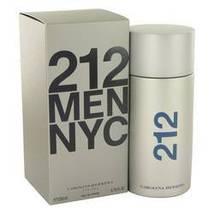 212 Eau De Toilette Spray By Carolina Herrera For Men - $124.85