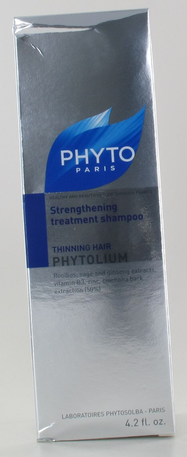 Phyto Paris Strengthening Treatment Shampoo 4.2oz