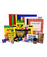Elementary School Essentials Back to School Kit - School Supplies Bundle... - $50.90