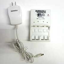 Duracell Accu 4x AA/AAA Rechargeable 1 Hour NiMH NiCd Battery Charger CE... - $14.99