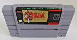The Legend of Zelda: A Link to the Past game cartridge only authentic SNES - $34.95