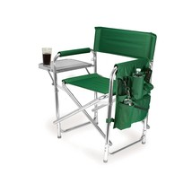 Portable Patio Chair Green Seat Beach Storage P... - $106.91