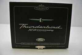 2005 Hallmark 50th Anniversary Ford Thunderbird 1955 2005 Cars Keepsake ... - $32.00