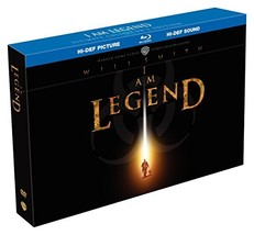 An item in the DVDs & Movies category: I Am Legend (Ultimate Collector's Edition) [Blu-ray, 2008]