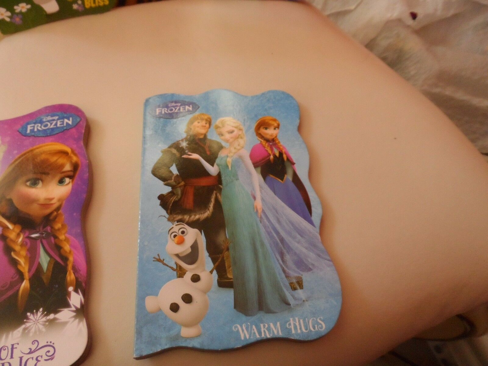 Set of 4 Disney Frozen Board Books