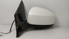 2009-2014 Nissan Murano Driver Left Side View Power Door Mirror White 82283 - $400.40