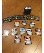 Dragonball Z CCG DBZ Saga cards lot singles Random Lot Of 10 Common / Un... - $1.48