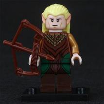 Legolas Greenleaf Minifigure Lord of the Rings figure Single Sale Lego Toys - $1.99