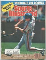 1989 Sports Illustrated Billings Mustangs Evander Holyfield Wooden Bats ... - $2.50
