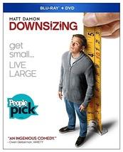 Downsizing [Blu-ray+DVD, 2018]