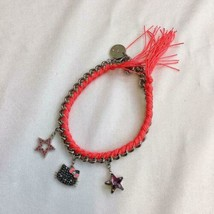 SWAROVSKI X Hello Kitty Authentic 1175767 Neon Bracelet New Unused from ... - $195.19