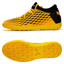 Puma Future 5.4 TT Turf Football Shoes Soccer Cleats Boots Yellow 10580303 - $70.99