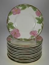 Franciscan Desert Rose Bread & Butter Plates Se... - $23.33