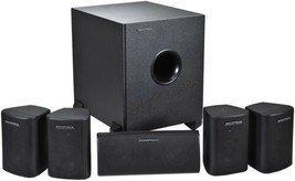 Monoprice 108247 5.1-Channel Home Theater Speaker System, Six - $237.10
