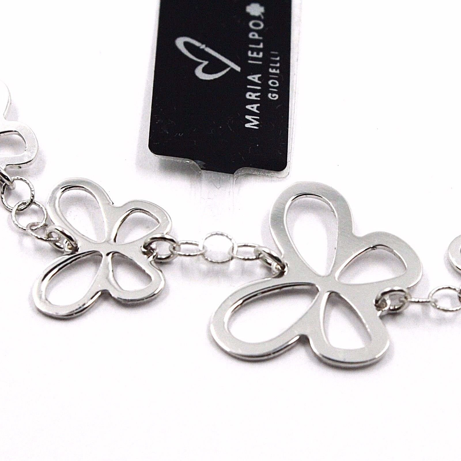 Bracelet Silver 925, Family Butterflies, by Maria Ielpo , Made in Italy