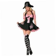 NEW Treasure Hunt Pirate Costume - X-Small - Dress Size 0-2 - $23.94