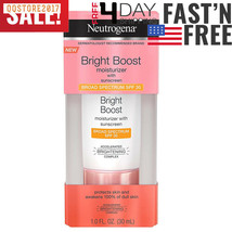Neutrogena Bright Boost Facial Moisturizer with Broad Spectrum UVA/UVB S... - $27.46