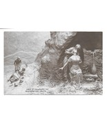 Yesterday and Today Man Woman Love Sculptor D Mastroianni A Noyer 1911 P... - $6.99