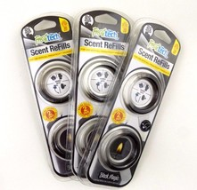 Freshtech car products scent refills - Black Magic, 3 packs of 2 disks - $9.74