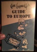 Rube Goldberg's Guide To Europe - $44.10