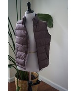 American Eagle Outfitters Puffer Vest Down Feathers Women's Sz S Small B... - $15.00