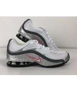 New W Box Nike Reax Run 5 Women's Shoes White/Pink US 6 UK 3.5 407987 116 - $79.17