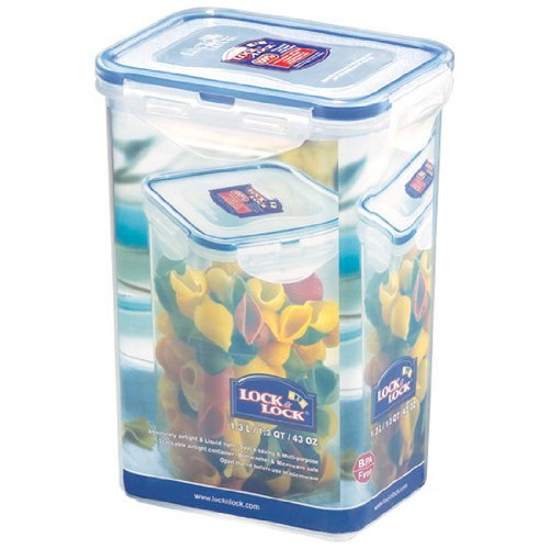 Lock&Lock 43-Fluid Ounce Rectangular Food Container, Tall, 5.4-Cup - $19.79