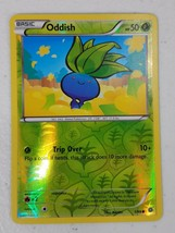 Pokemon XY Series Ancient Origins - Oddish (Reverse Holo) - $2.00