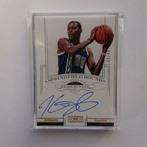NBA Kevin Durant Autograph card 2012-13 Panini National Treasures 09/49 ... - $266.31