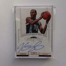 NBA Kevin Durant Autograph card 2012-13 Panini National Treasures 09/49 ... - $266.31