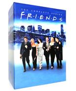 Friends The Complete Series Seasons 1-10 DVD Box Set - $94.00