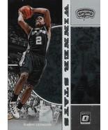 Kawhi Leonard Donruss Optic 19-20 #6 Winner Stays San Antonio Spurs - $1.25