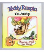 ORIGINAL Vintage 2005 Teddy Ruxpin The Airship Paperback Book   - $9.49