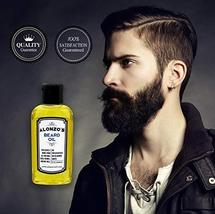 All Natural Beard Oil For Men - Works As Conditioner And Beard Softener - Helps  image 5
