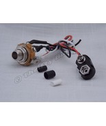 Pre-Wired Stereo Output Jack For Hardwired Acti... - $9.90