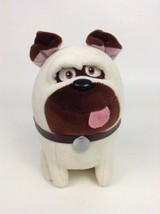 "Ty The Secret Life of Pets 6"" Mel Bulldog Dog Plush Stuffed Toy 2016 - $8.86"