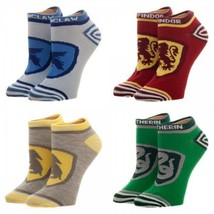Harry Potter Movie Raven Claw Slytherin Hufflepuff Gryffindor 4 Pack Ank... - $17.00