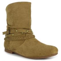 Dolce Womens Jojo Ankle Boot Camel Size 10 #NJZVG-614 - $39.99