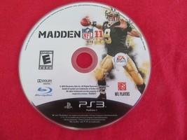 Madden NFL 11 (Sony PlayStation 3, 2010) - $3.96