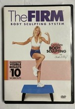 The Firm Body Sculpting System Dvd Workout Thighs Hips Christa Riley - $8.55