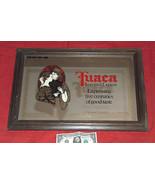 """Tuaca Imported Liqueur 20"""" x 14"""" Wood Frame Bar Man Cave Pub Wall Hang M... - $41.86"""