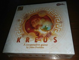 KREUS COOPERATIVE CARD GAME BRAND NEW & SEALED 3-6 Players - $11.88