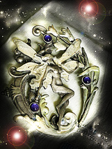 HAUNTED NECKLACE MASTER OF THE MOST EXTREME MYSTICAL POWER SECRET OOAK MAGICK  - $8,907.77